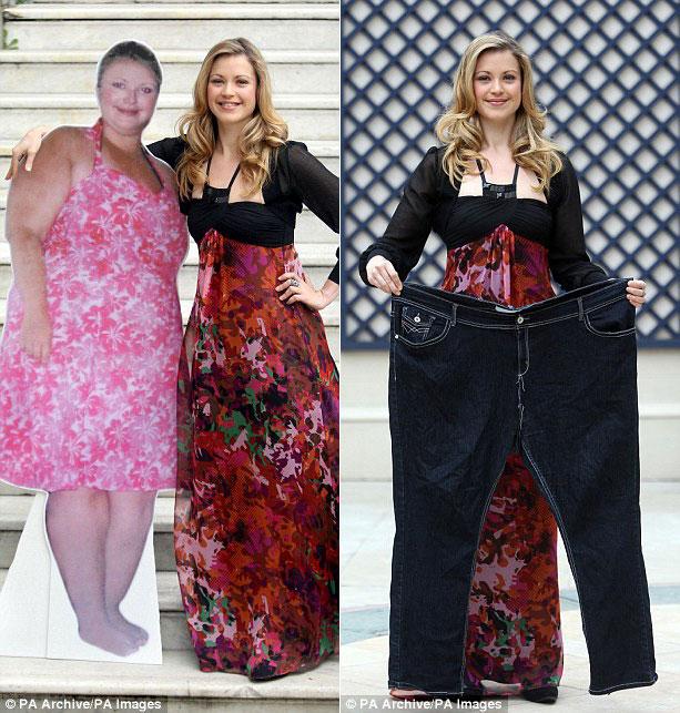 Харриет Дженкинс, фото до и после