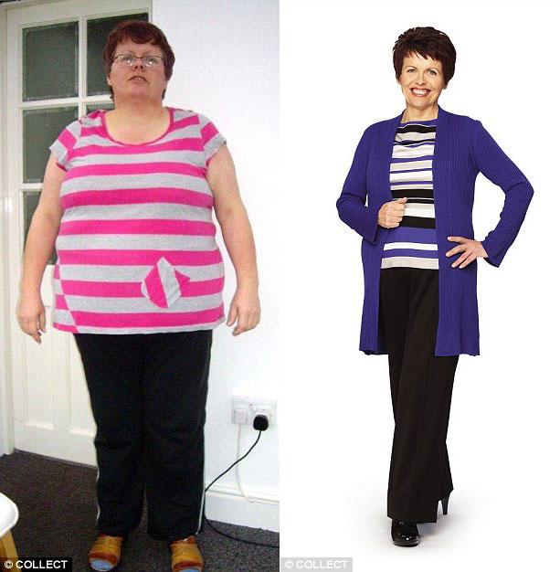 Джейн Холл, фото до и после похудения