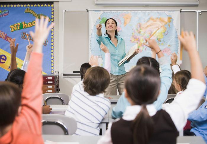 Как добиться дисциплины на уроках