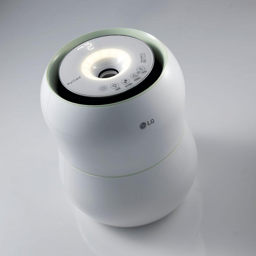 Очистка, увлажнение и ионизация воздуха