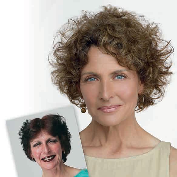Стрижка для женщин 50 лет