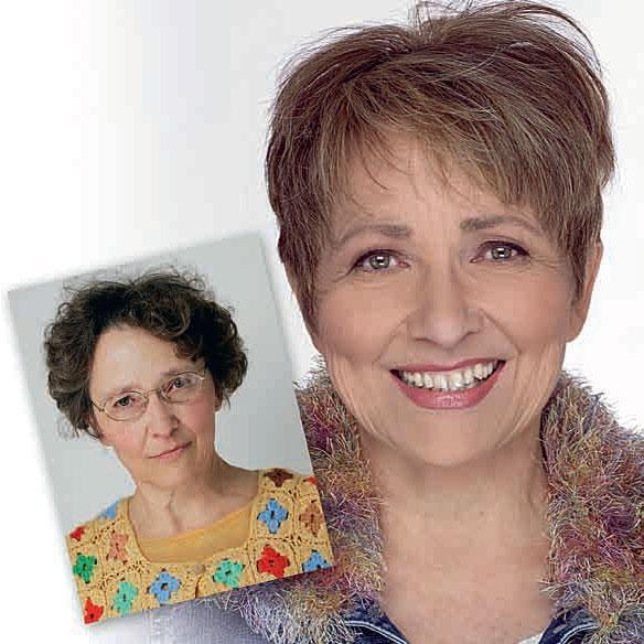 Красивая женщина после 50