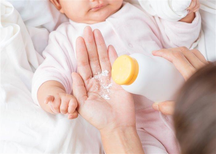 Лечение опрелостей в домашних
