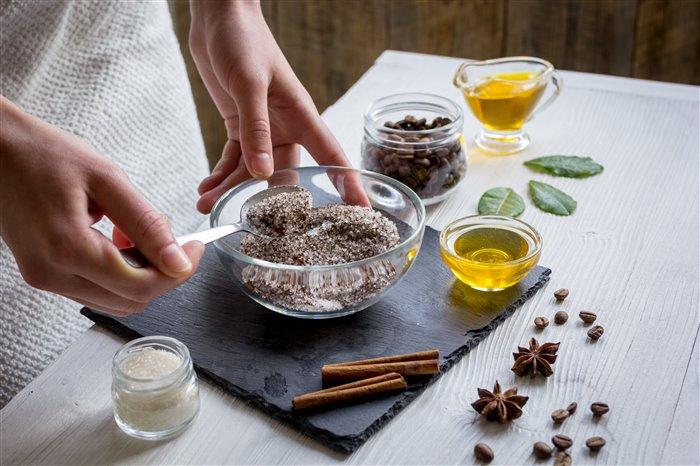 Рецепты домашних скрабов