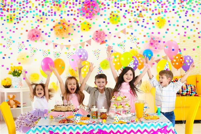 День рождения ребенка организовать