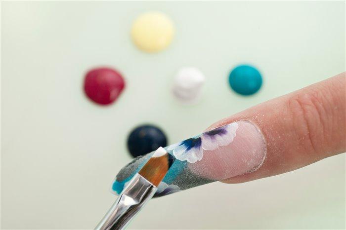 Лечение ногтей, витамины