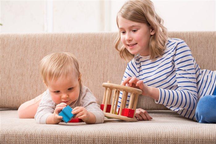 Игры маленьких для детей