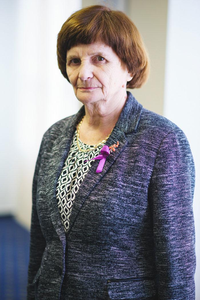 Валентина Ивановна Гузева