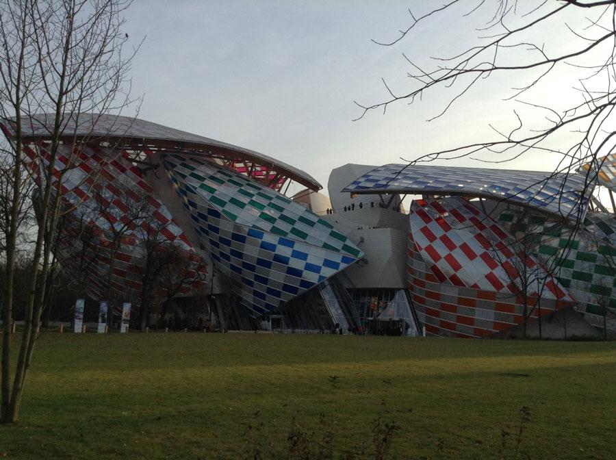 Музей фонда Louis Vuitton