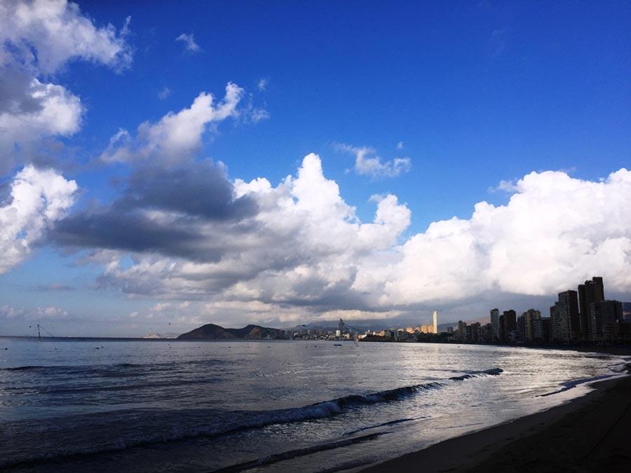 Парки и пляжи Бенидорма, отзыв