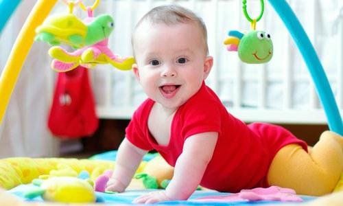 Развитие ребенка с помощью игр