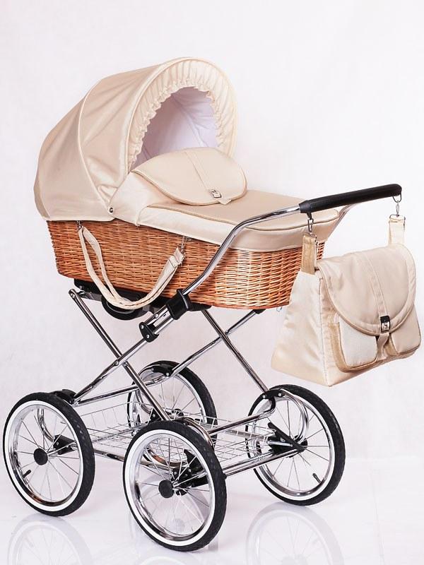 Разновидности колясок для новорожденных