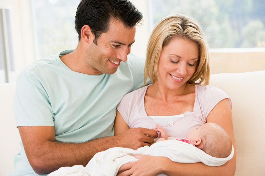 После рождения ребенка