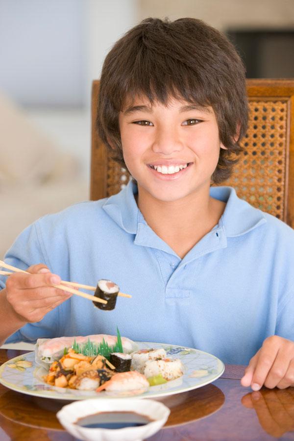 Японская кухня вдругих странах