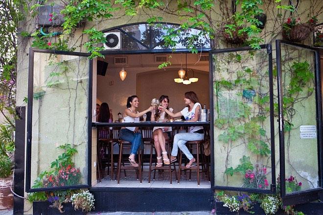 Где поесть вТель-Авиве