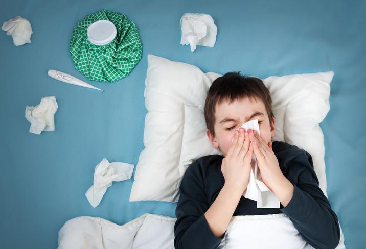Причины частой болезненности детей