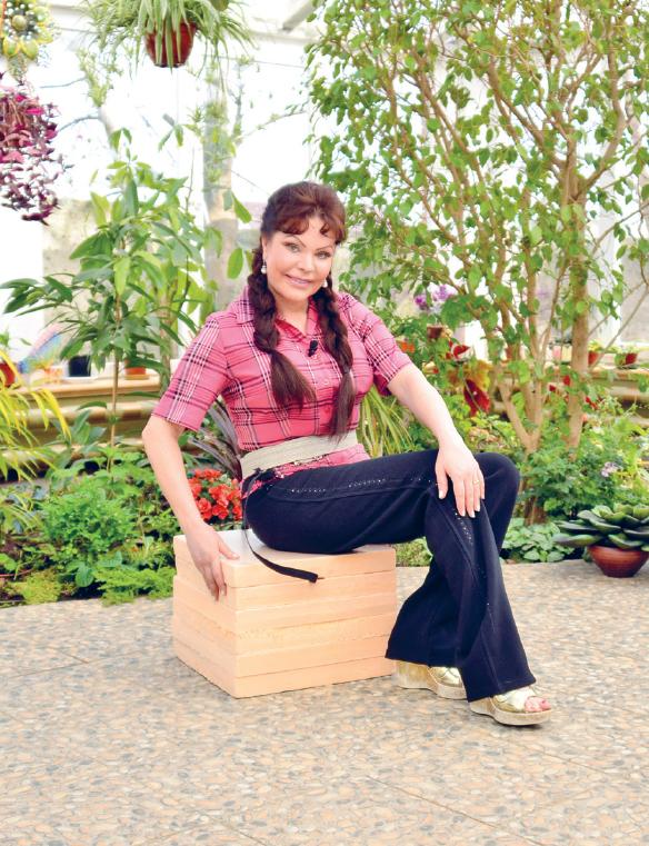 Садовый стульчик изпенопласта