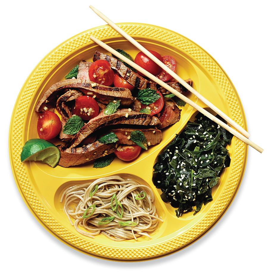 Азиатские рецепты для пикника