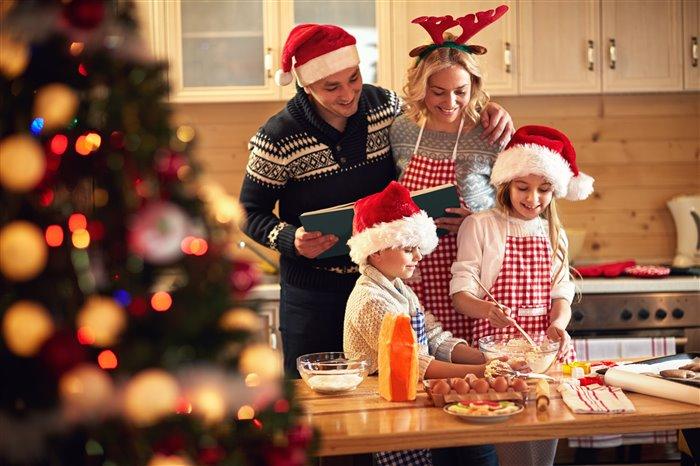 Как составляют семейный календарь