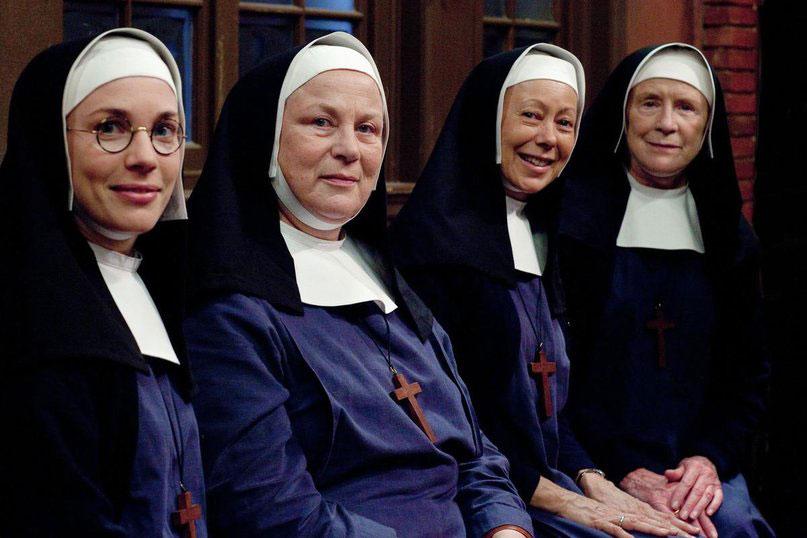 Почему монахини— загрудное вскармливание