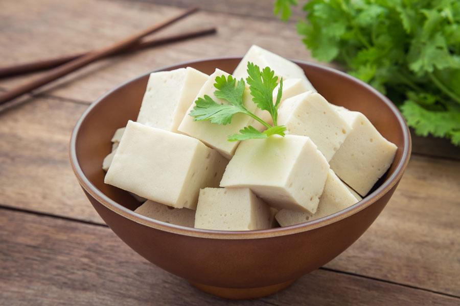 Тофу (соевый творог)