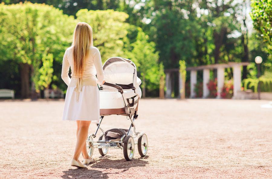 Как совместить детей и работу