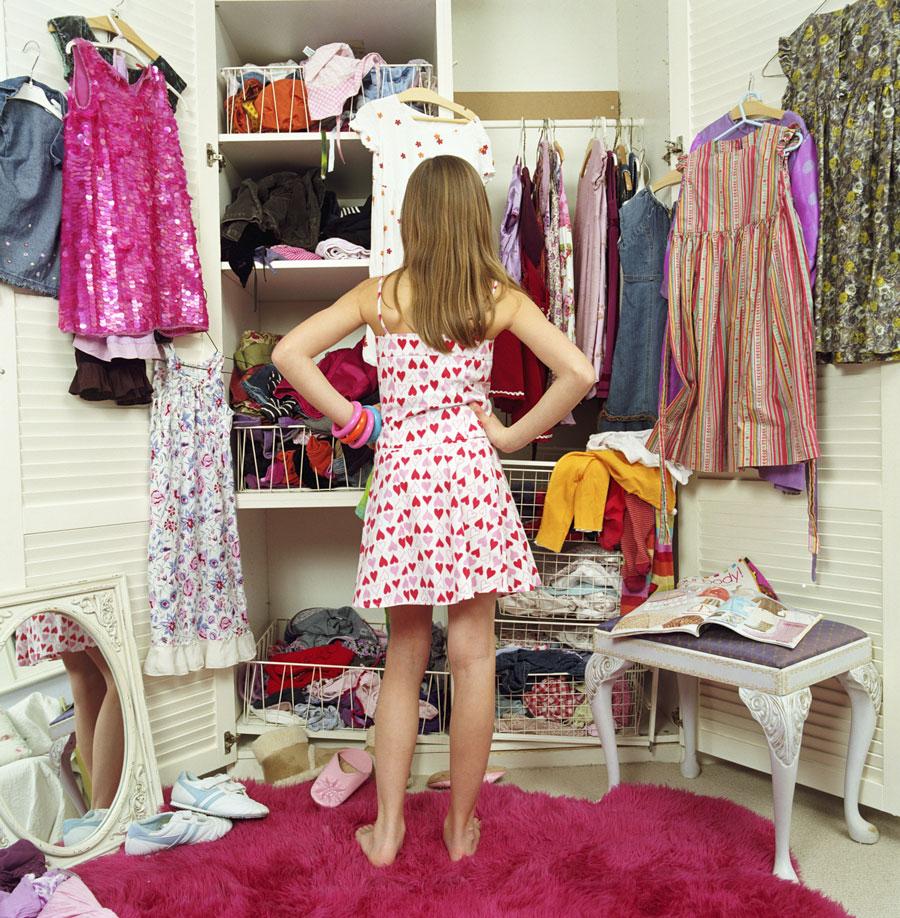 Как размусорить гардероб