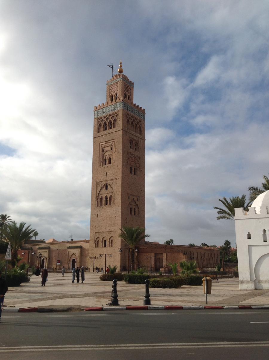 Накаком языке говорят стуристами вМарокко