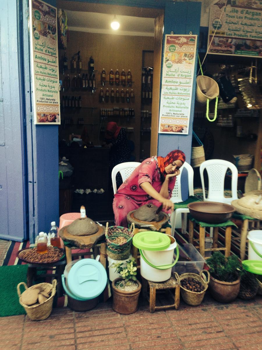 Эс-Сувейра: медина, порт ипляж