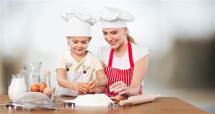 Занимательная кулинария для детей