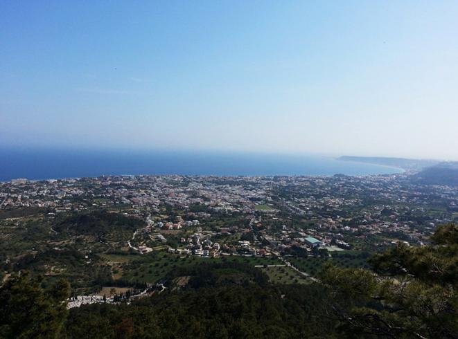 Эгейское море, Родос отзыв