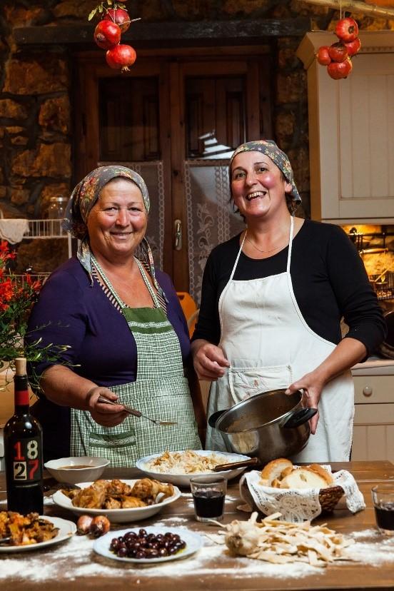 Греческая кухня икулинарный мастер-кла