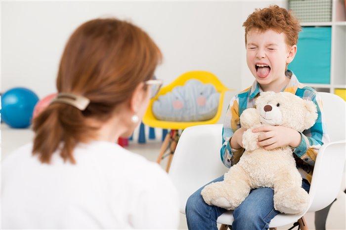 СДВГ у ребенка