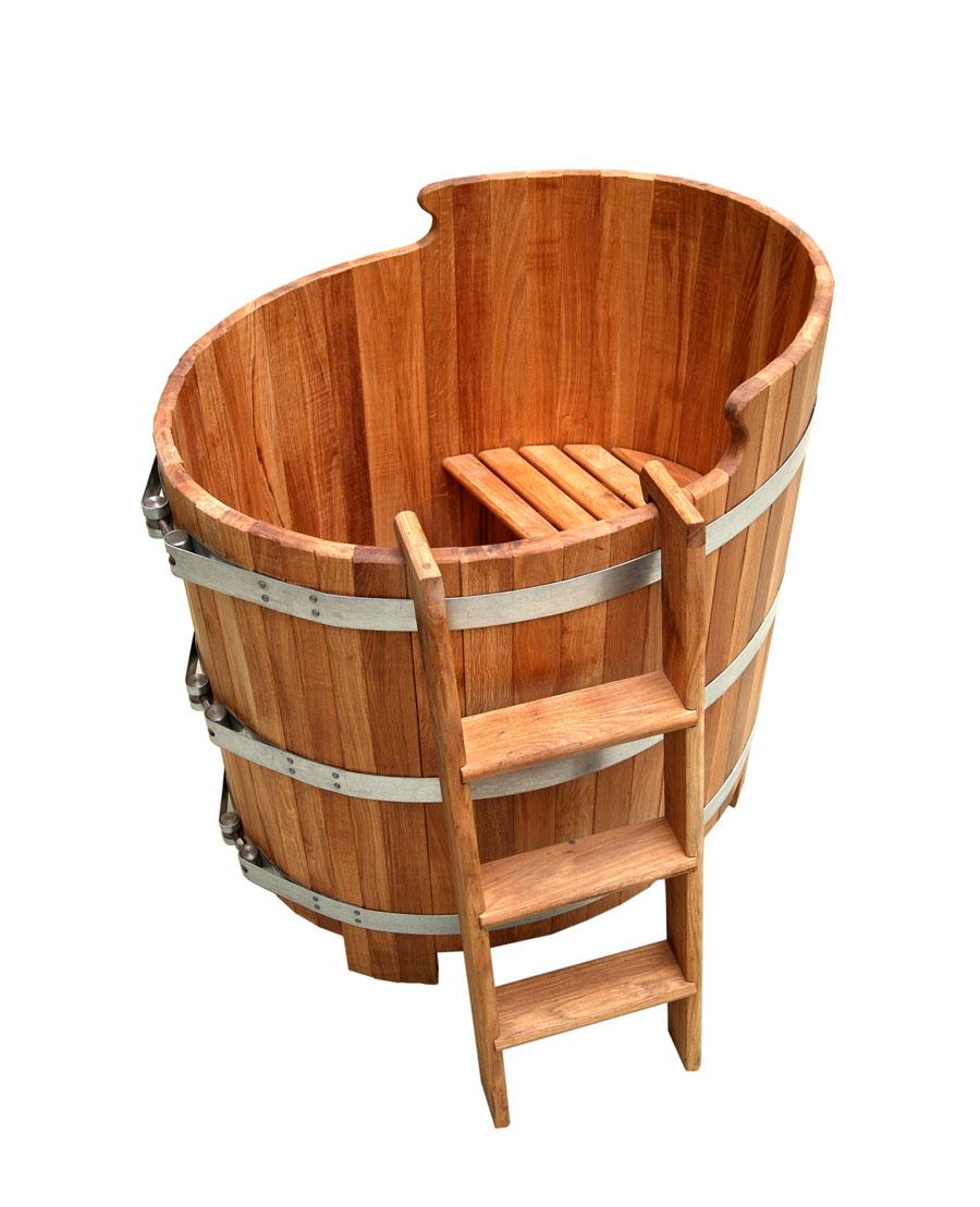 Кедровая мини-баня