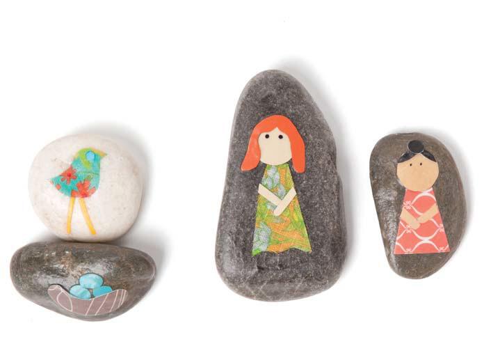 Какие камни подходят