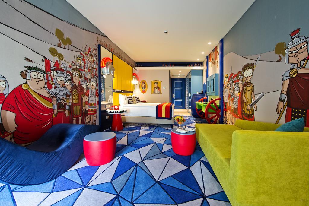 Отель The Land ofLegends Theme Park