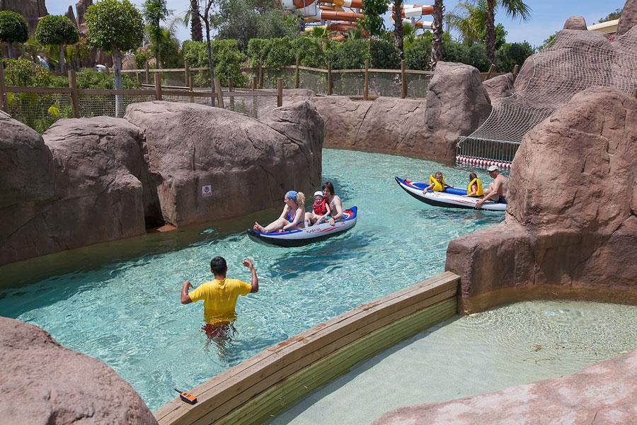 Белек, отели Турции с аквапарком