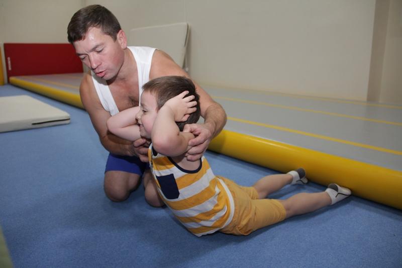 Упражнения для похудения ребенка 7 лет