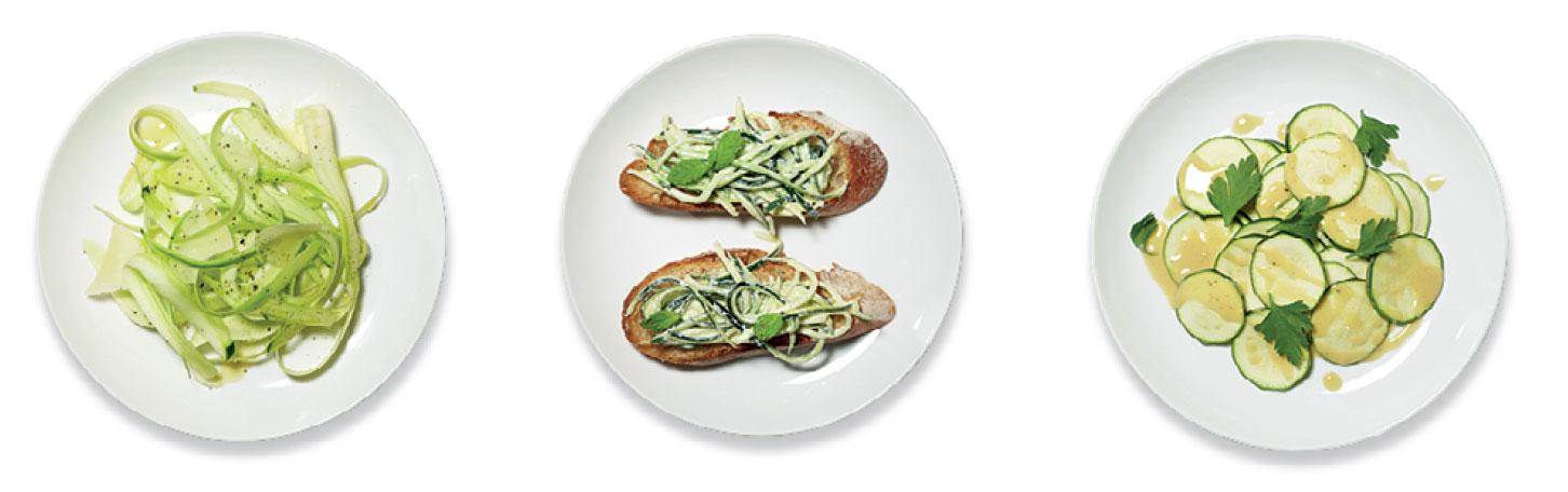 Рецепты изсырых кабачков— быстро