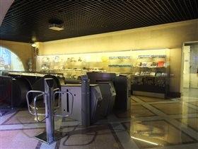 Музей метро Санкт-Петербурга