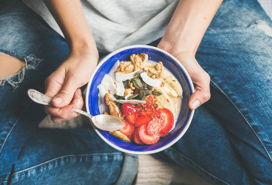 5-6 приемов пищи вдень