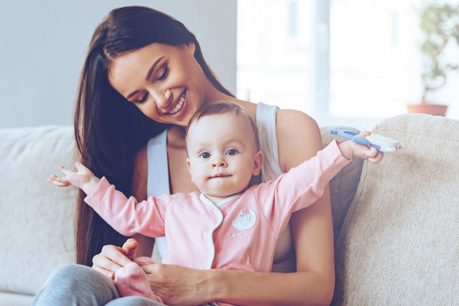 Как научить ребенка переживать расставание с мамой  выход на работу. 73378d4cdb7