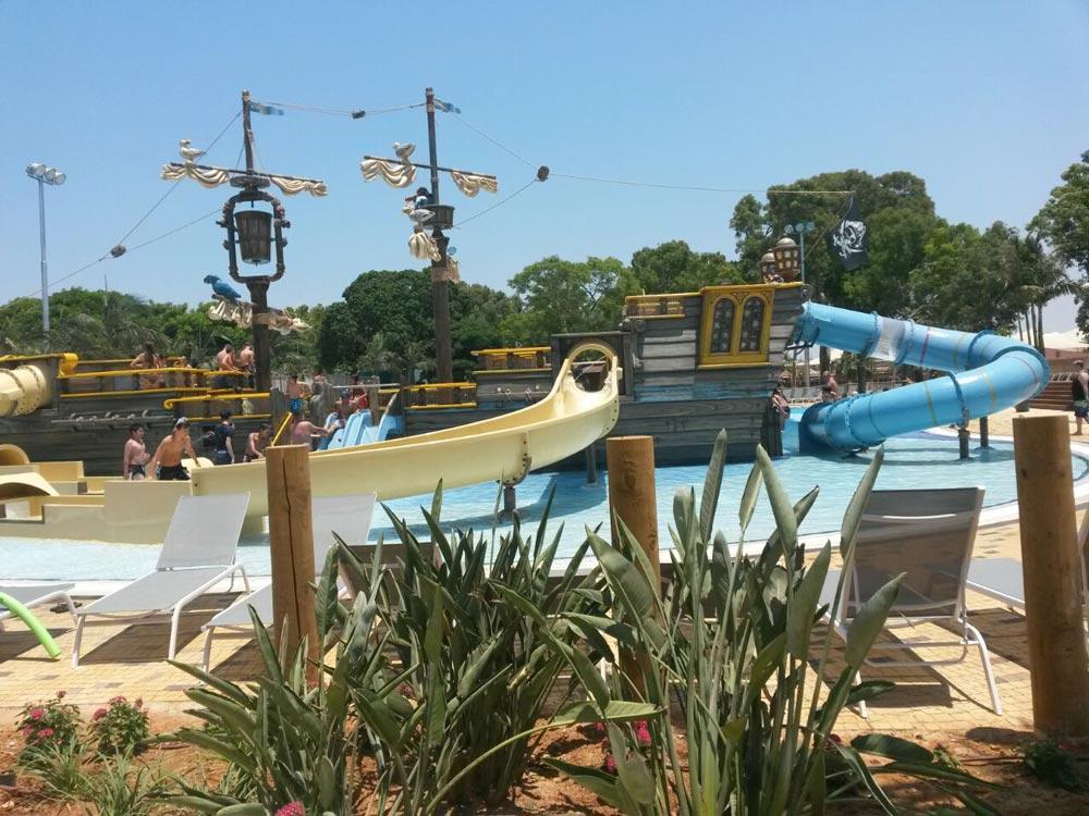 Аквапарки вТель-Авиве иокрестностях
