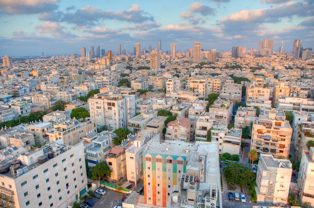 Здравствуй, Тель-Авив!