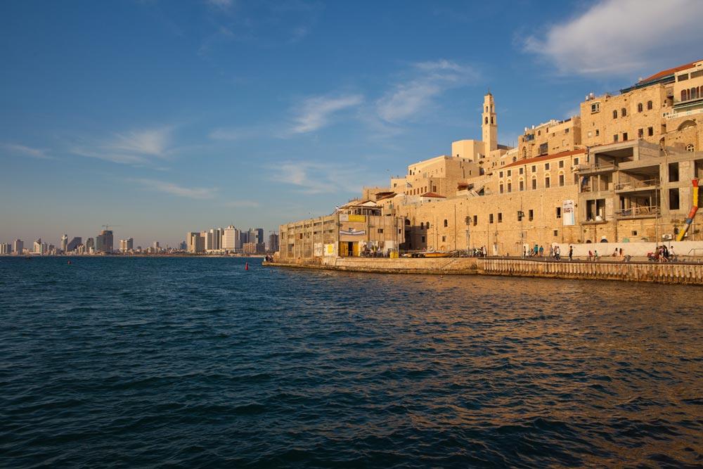 Яффо: древний город, порт иапельсины