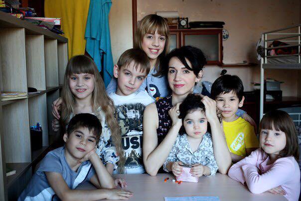 Дети. Фото Сергея Воронина
