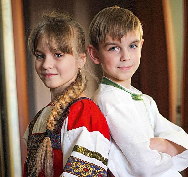 Галя и Тимур