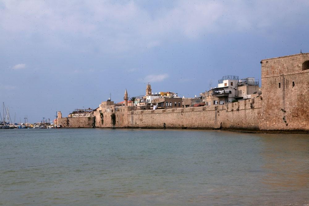 Город Акко: порт икрепость наперекрестке путей