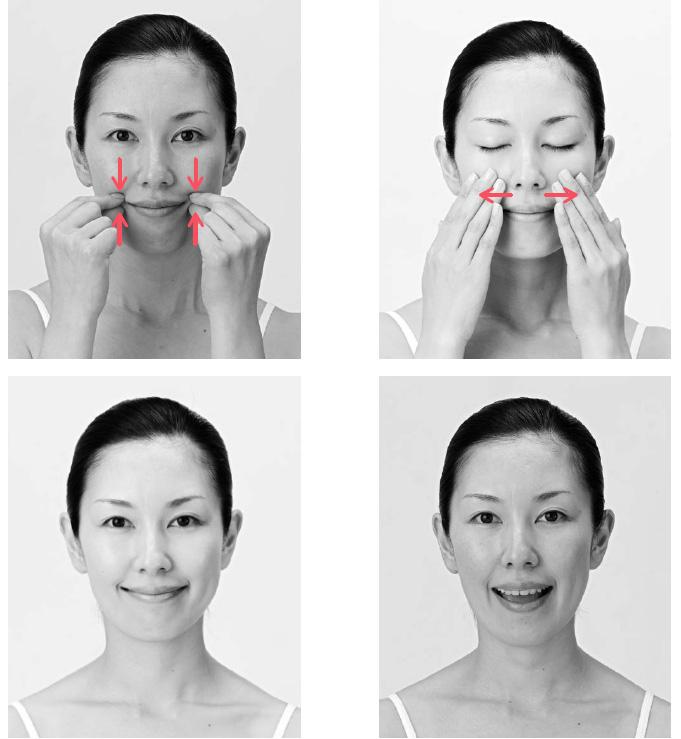 Провисание рта
