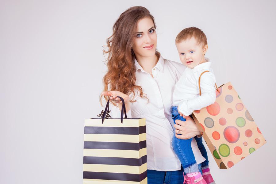 Сумка для мамы или рюкзак молодой мамы